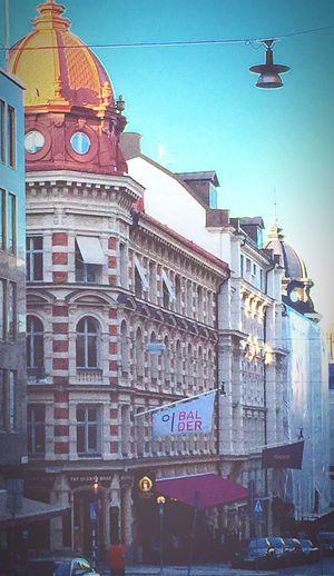 The streets of Stickholm Stockholm First Eyeem Photo