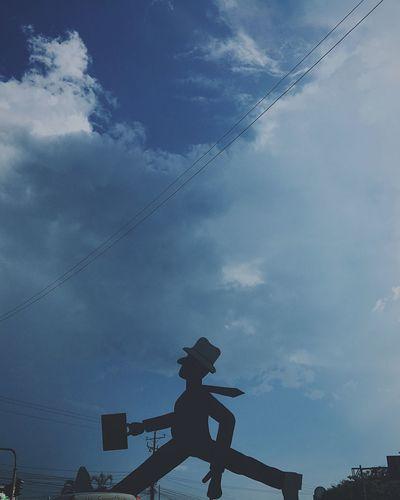 Siluet ElViajero Risaralda Blue Sky