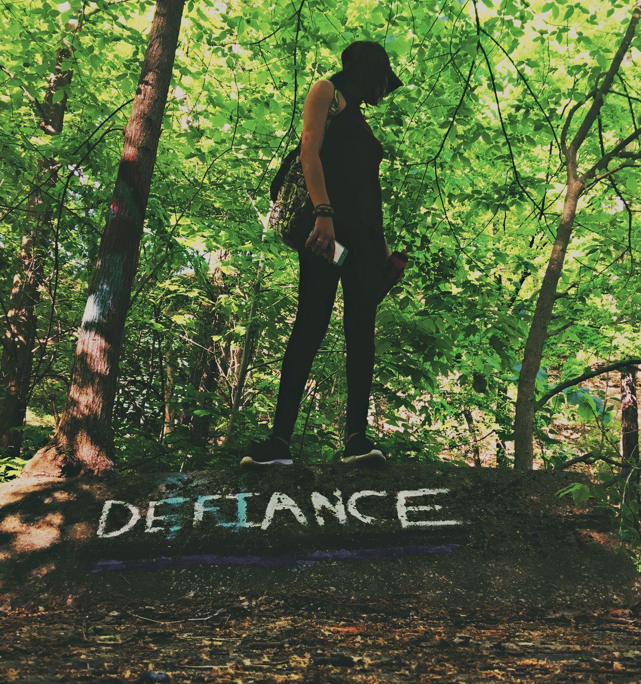 Defiance Model Nature