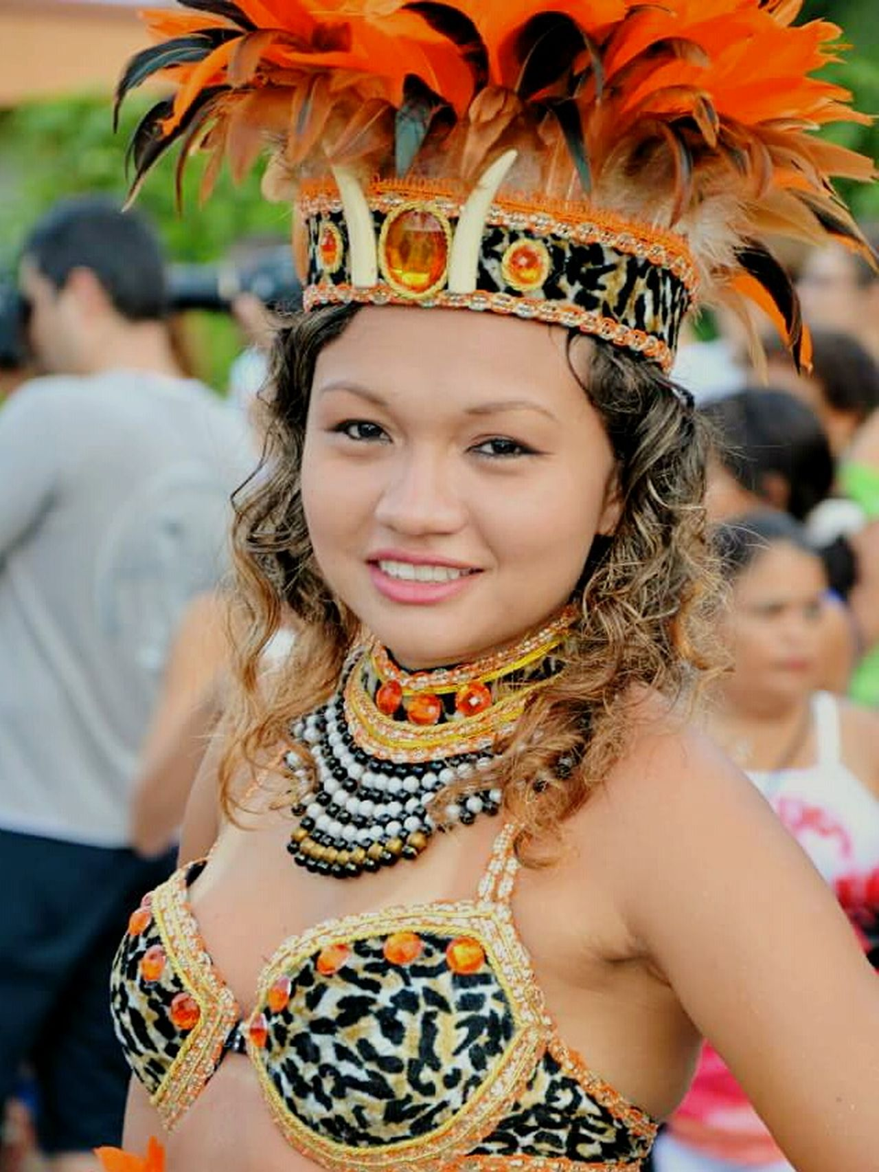 Arts Culture And Entertainment Traditional Clothing Dancer Portrait Beautiful People Headdress Beauty Performance Dancing Performing Arts Event Only Women Cultures Smiling Lifestyles Adult Skill  Women Ceremony Looking At Camera Young Adult