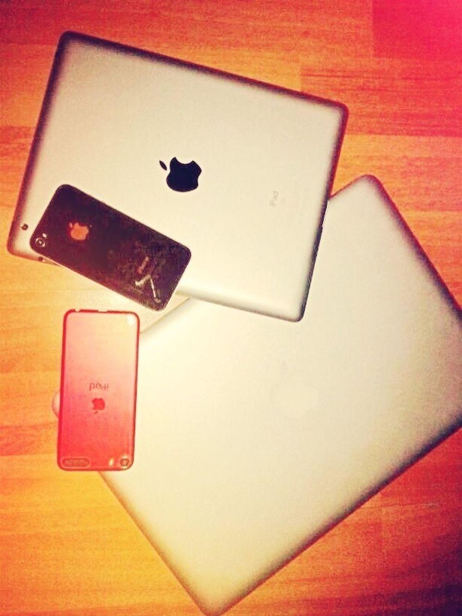 Apple Collection So Far