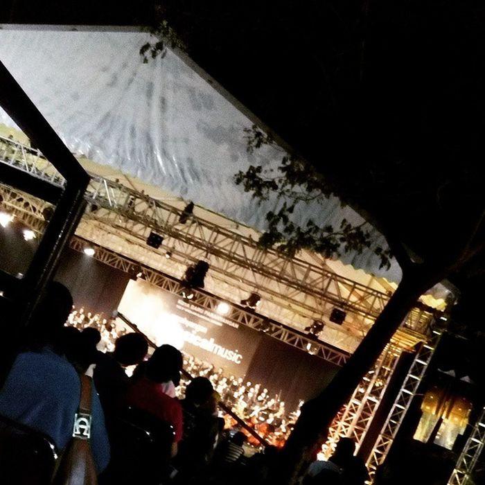 Listening to the Rococo era! Parahyanganclassicalmusicfestival Balepare Kotabaruparahyangan