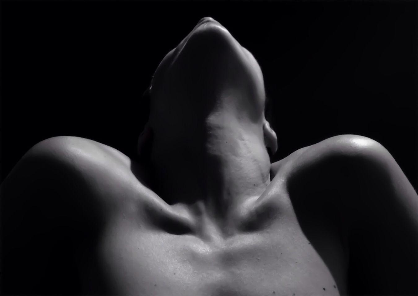 Body Blackandwhite