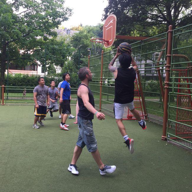 Streetbasketball Basketball Luxembourg Jumpshot