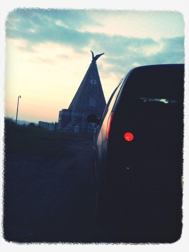 Gucevo mount. On The Road Renault TWINGO