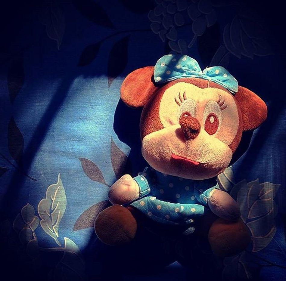 Soft_toy Minnie_mouse HDR