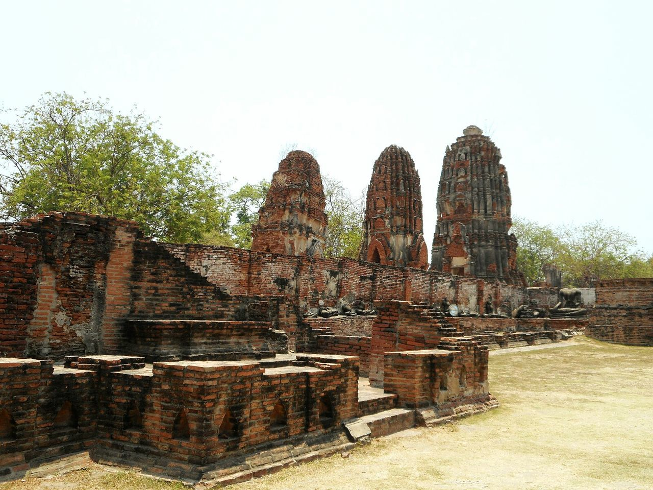 History Old Ruin Ancient Travel Destinations Place Of Worship Travel Ancient Civilization Built Structure Buddhist Travel Photography Travel Thai Budismo Buddhist Temple Architecture Religion Pagoda Ayutthaya Historic Park Ayutthaya Tailandia. Spirituality Ancient Buda Buddhism Ayyuthaya