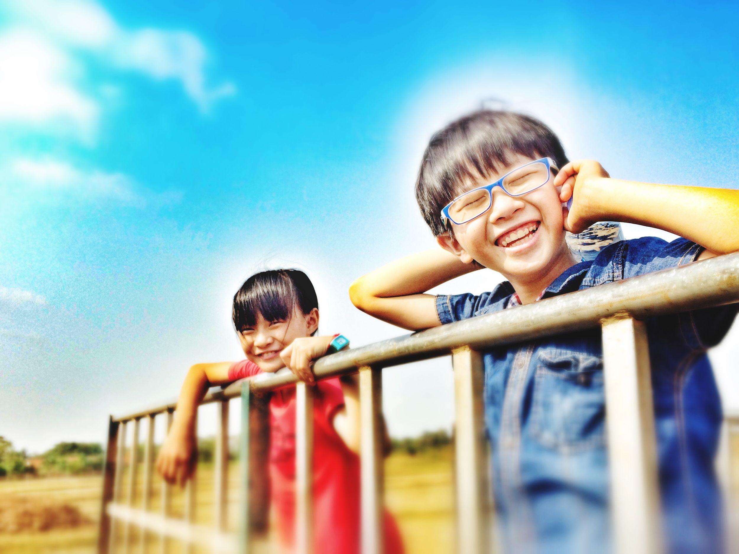 Fresh Air Farm Field Fullcolor Love Bro Love Sis