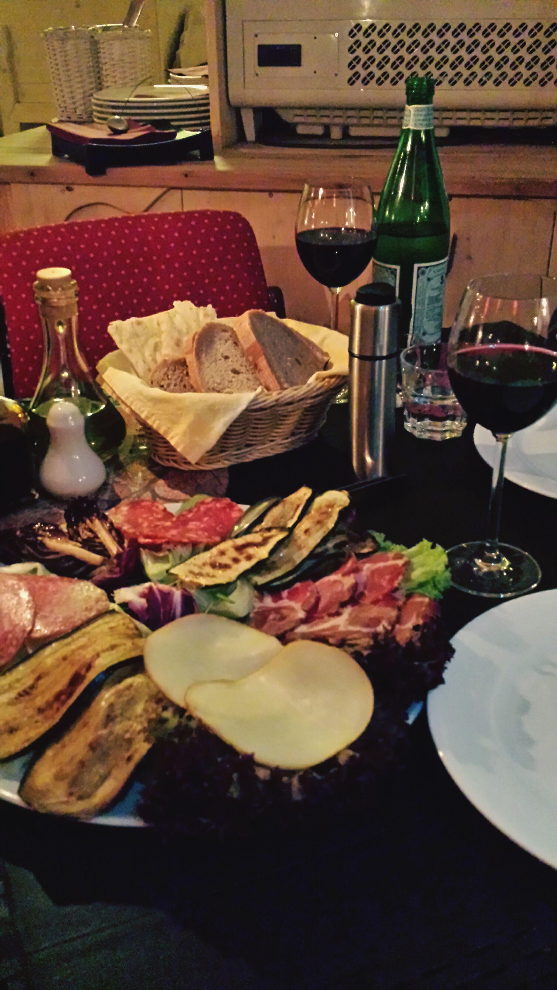 Antipasti & Wine