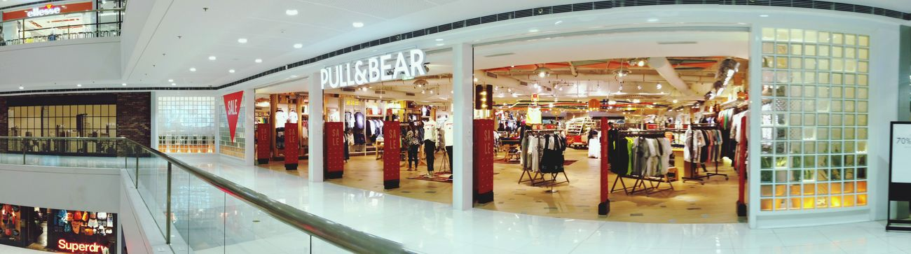 Pull And Bear Manila