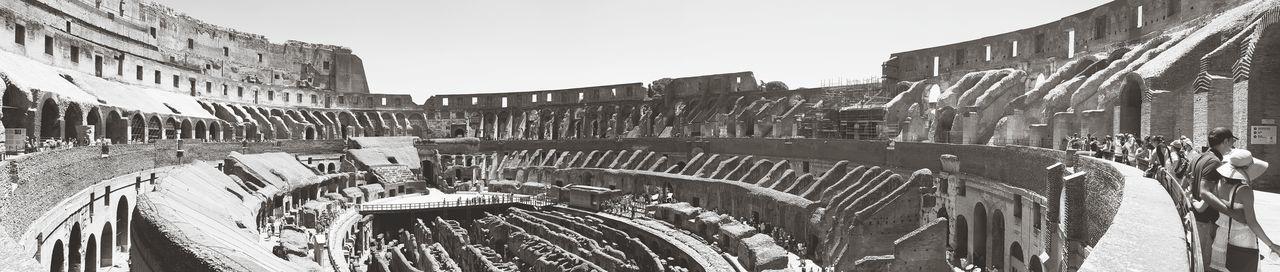 History Architecture Travel Destinations Ancient Built Structure Outdoors Ancient Civilization Day Archaeology Ancient Tourism Monument Rome City Architecture Vacations Circle