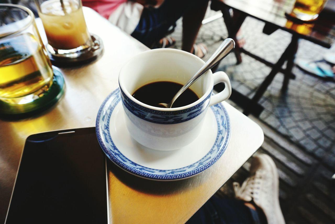 Those days Coffee Friends Stories Memories Corner Journey Alpha