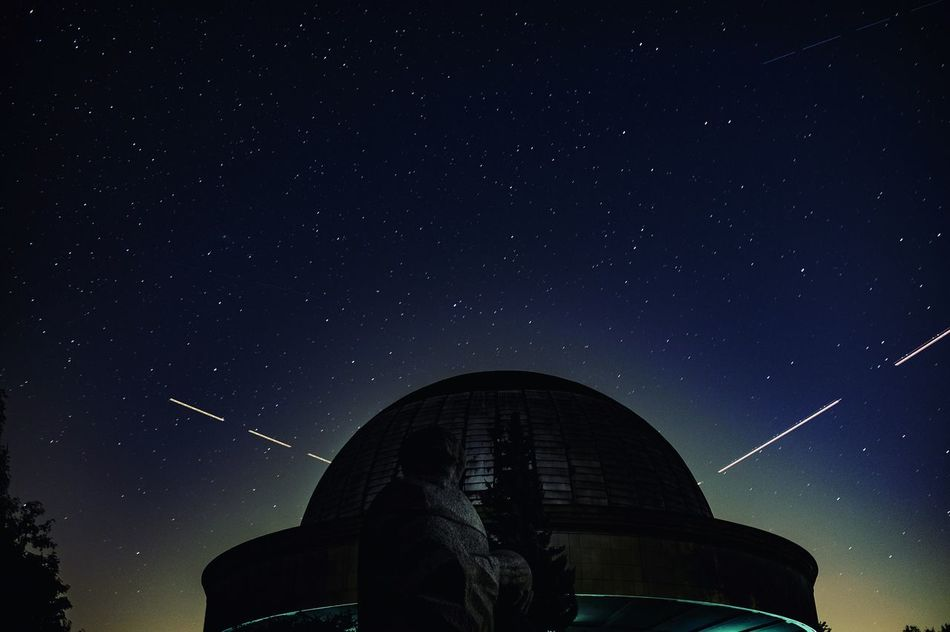 Night Star - Space Sky Outdoors Space Colours FUJIFILM X-T1 Fujinon23 Nightphotography Night Lights