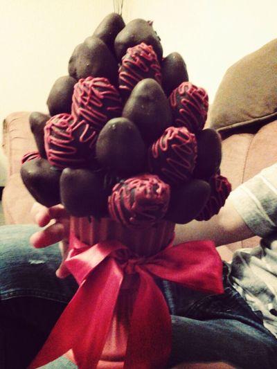 Chocolat Strawberry Gift ♥