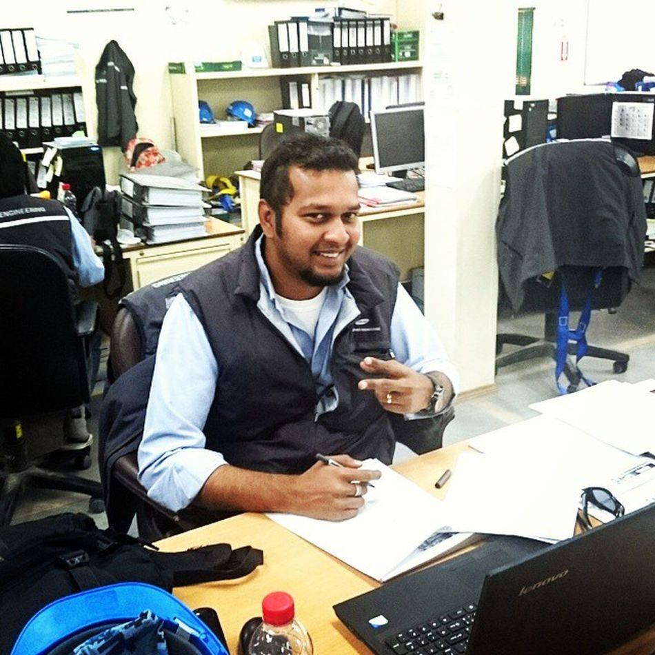 @work Samsungengineering Saudiarabia Shaybah