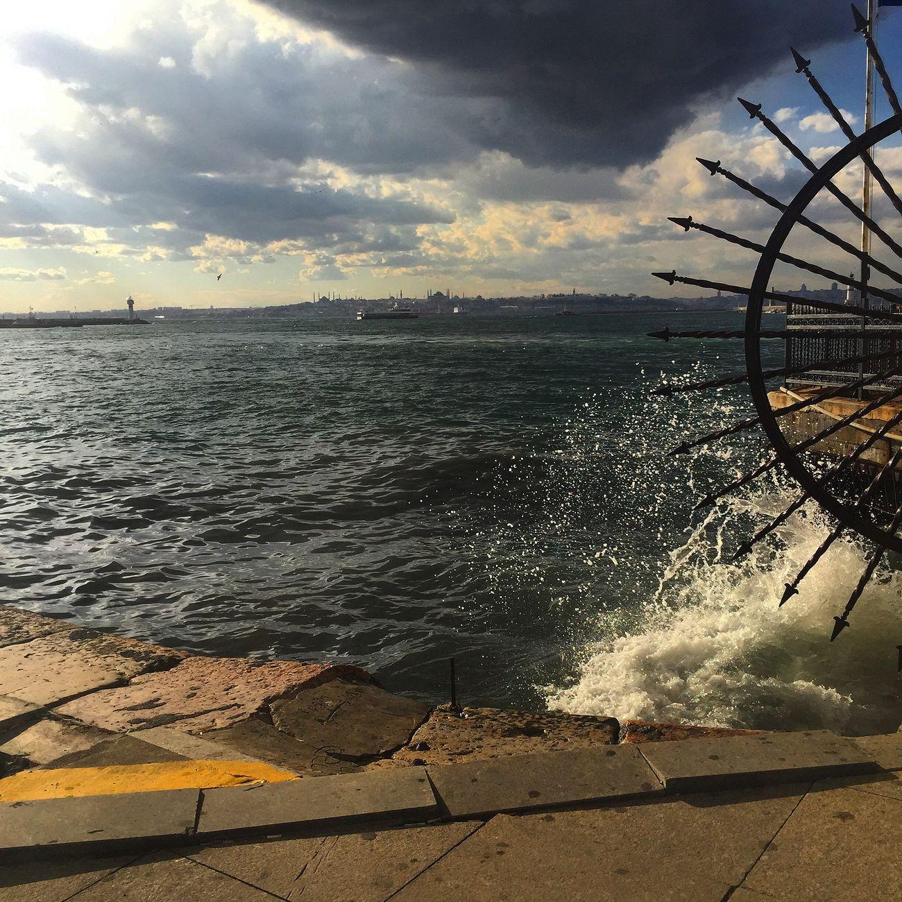 Vapur Deniz Sea Puslu Hava Sun EyeEm Nature Lover EyeEmBestEdits EyeEm First Eyeem Photo