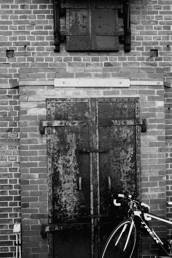 Coffeeporn Coffeehouse Brick Wall Brick Black And White Coffee Time Coffee Landscape Streetphotography