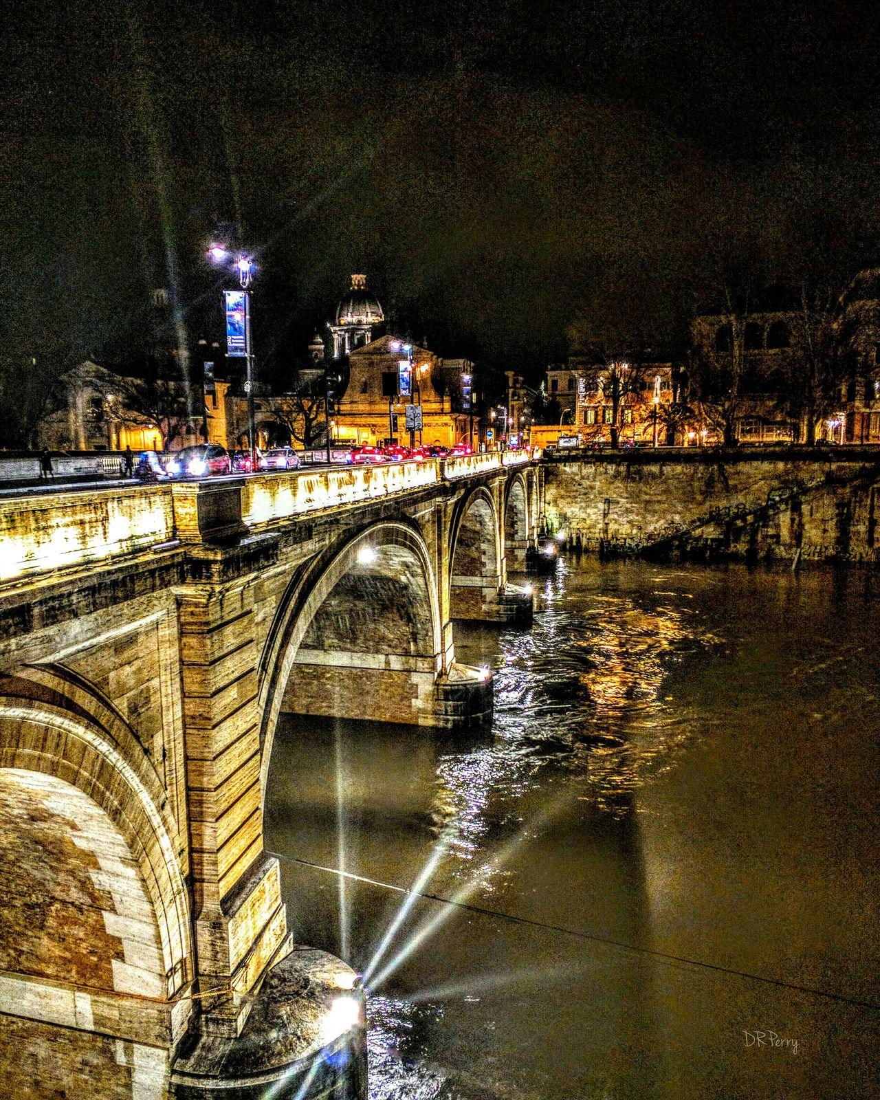 Pontecavour Rome Roma Italy Italia Bridge Ponte Vecchio Bridgesaroundtheworld Bridge View Photobydperry