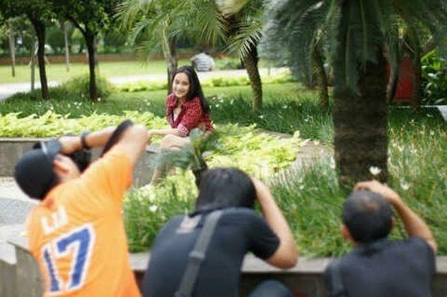 Model Pose MyEyeEmGallery Freedomphotographer Centraljakarta