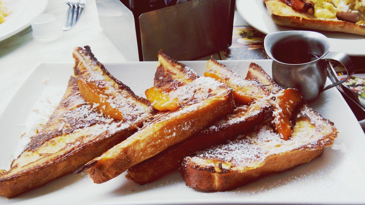 Breakfast at Thecoffeeclub Brisbane City Dfo