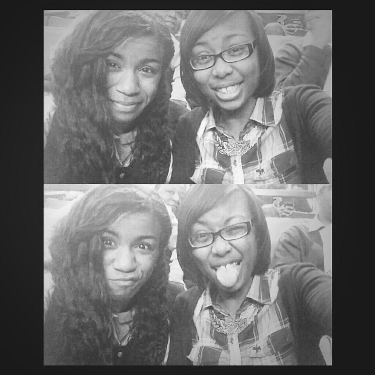 With Briana