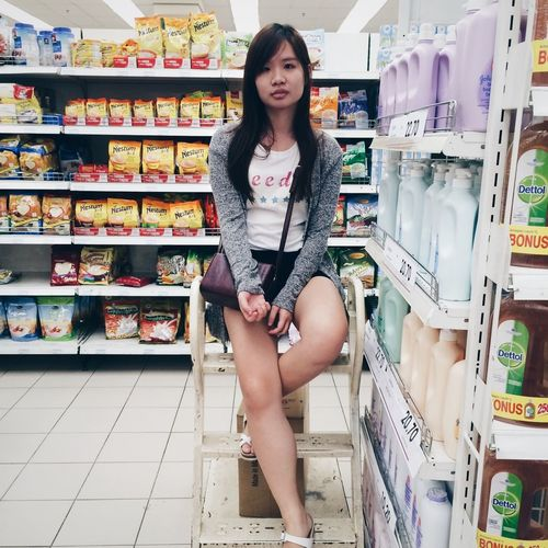 Supermarket Ootd Casual Sunday Weekend