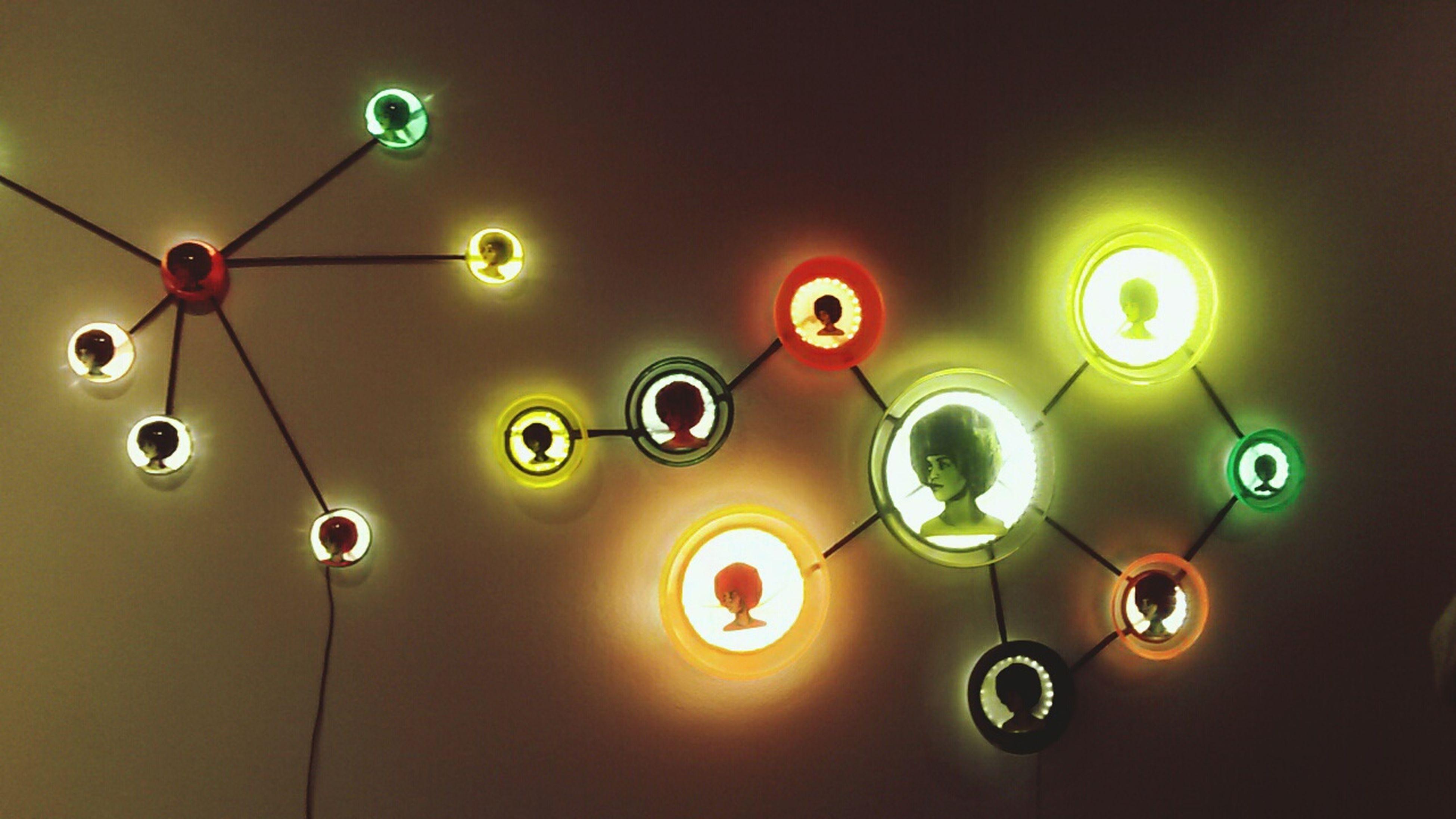 MAC ParC 2015 Art Night Light WOW