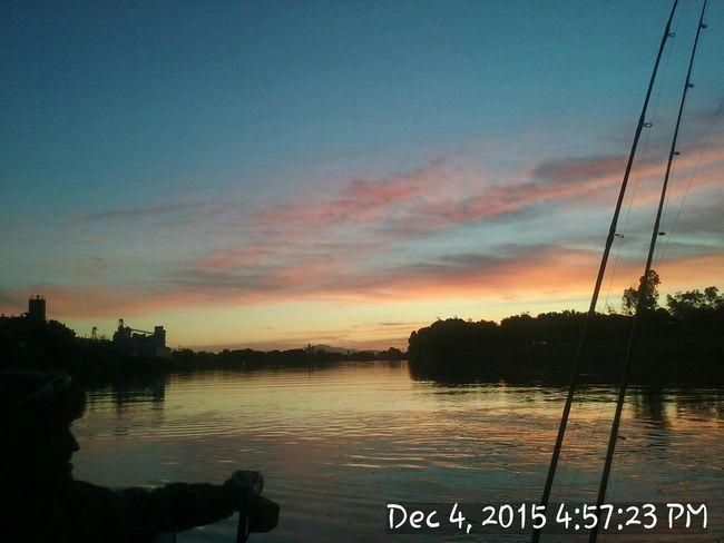 a beautiful night on the Sac. river First Eyeem Photo