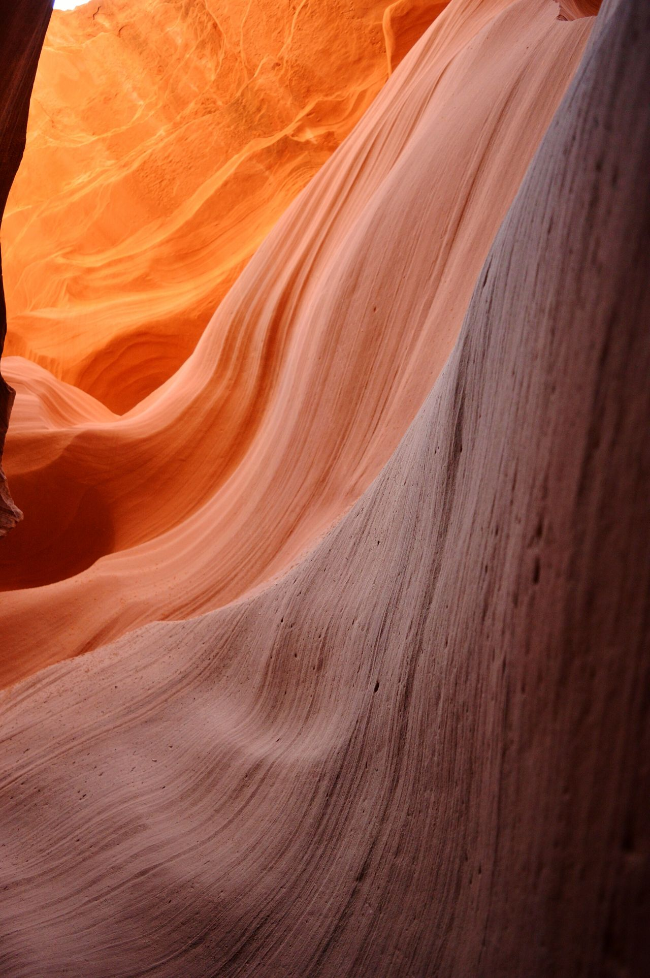 Rock - Object Canyon Rock Formation Geology Natural Landmark Travel Eroded Nature Sandstone Textured  Red Pattern Backgrounds Abstract Beauty In Nature Travel Destinations Physical Geography Scenics Desert Non-urban Scene Antelope Canyon AntelopeCanyon Antelope Canyon USA Antelope