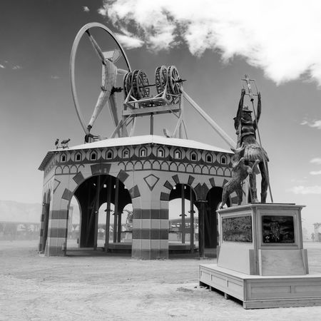 Art Art Is Everywhere Arts Culture And Entertainment ArtWork BM BM2016 BurningMan2016 BurningManFestival Day Desert Deserts Around The World Human Love Love ♥ Nevada Nevada Desert NEVADA, USA!♡ Outdoors Reno, NV Sky USA