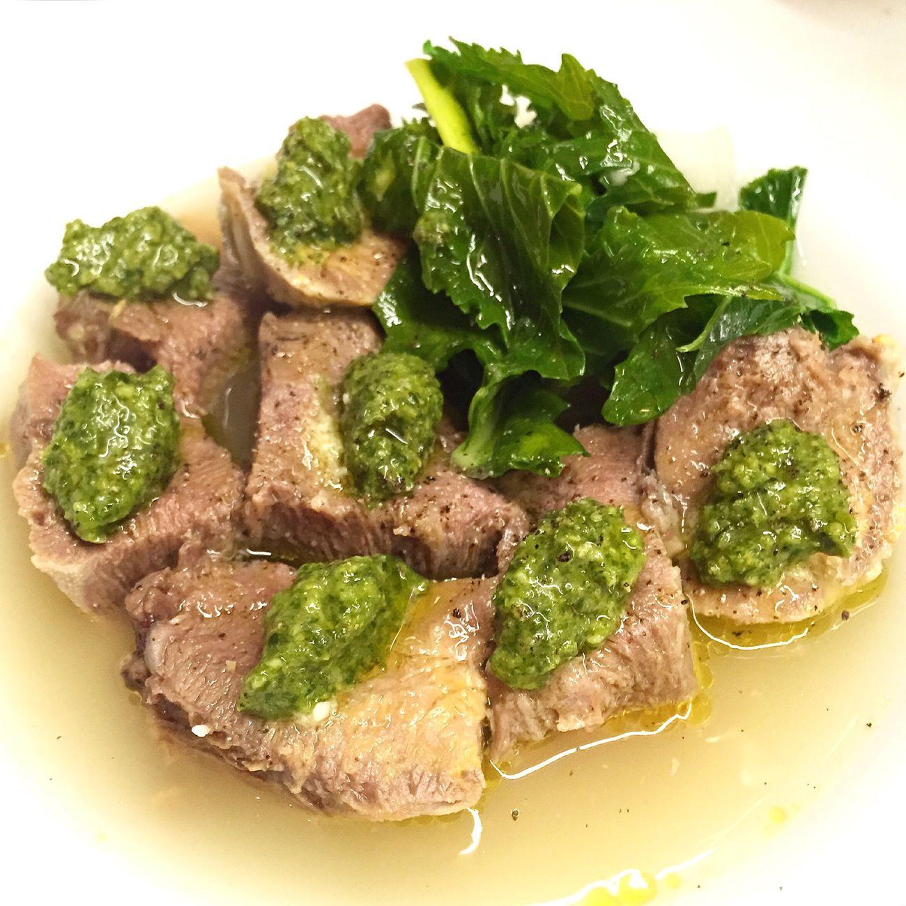 牛・タン・牛・タン・牛・タン・タン♪ Italian