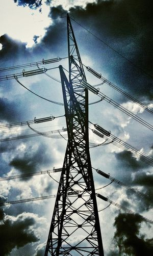 Power Lines Electric