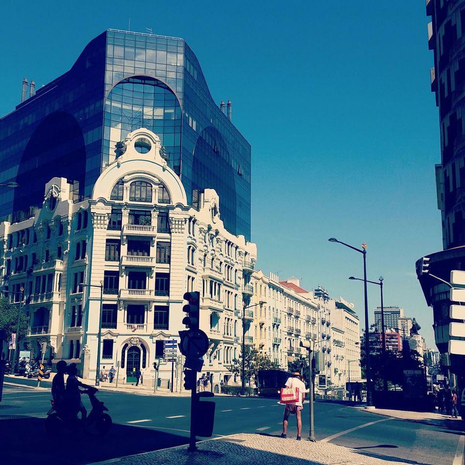 Rua Braamcamp Lisboa Portugal Check This Out Hello World