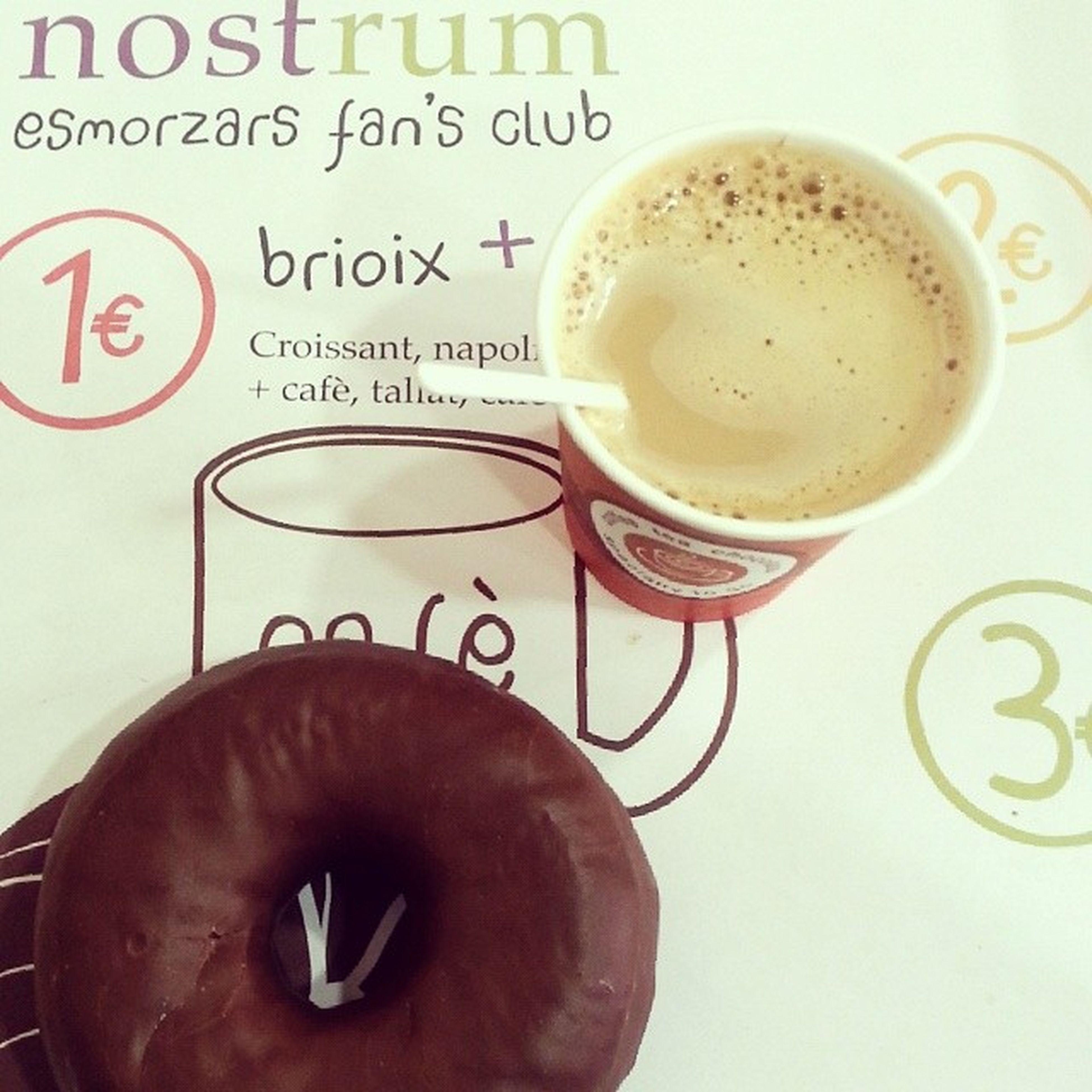 No puedo descubrir estas ofertas! Desayunos a 1€ en Nostrum ? (Caf é + Bolleria). Mi dieta a tomar viento ....