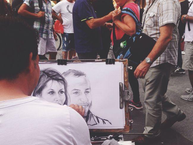EEA3-Milano Street EyeEm EyeEmBestPics ArtWork Milano EyeEm Global Meetup