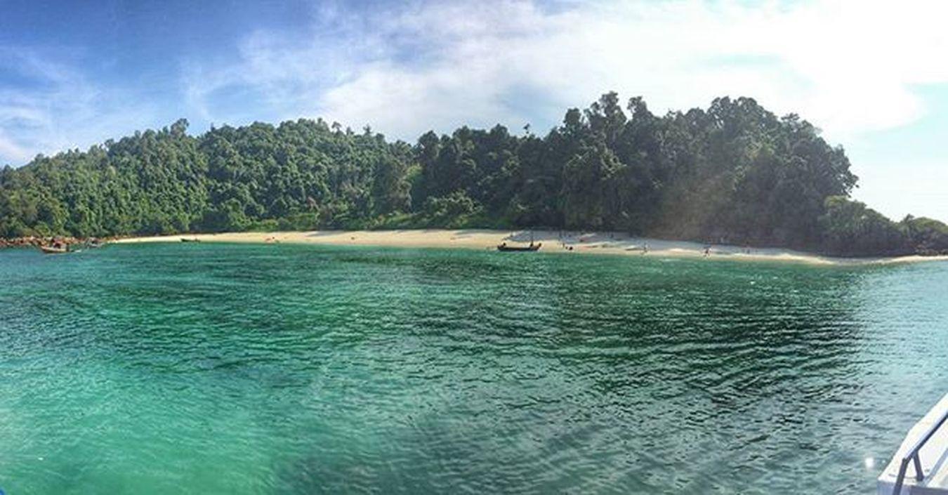 Marcus_island Beach Mergui Tanintharyi Burma Myanmar