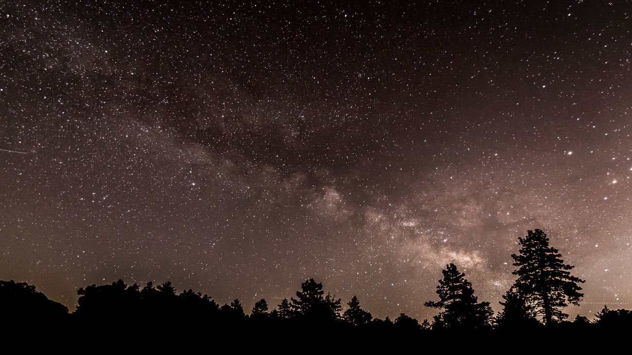 Beauty In Nature Constellation Dark Galaxy Milky Way Nature Night Outdoors Star Field Tranquil Scene Tranquility
