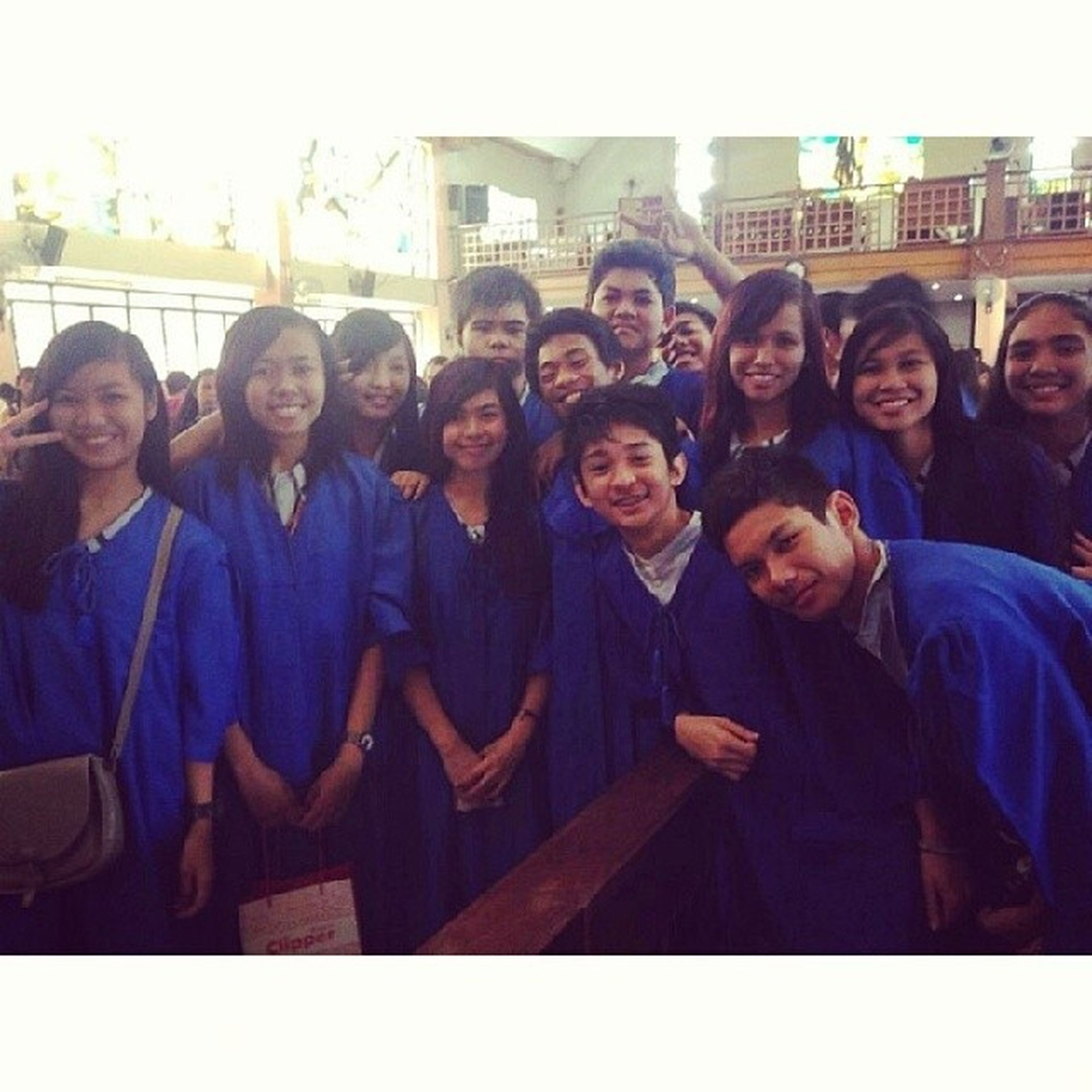 Baccalaureate Mass...