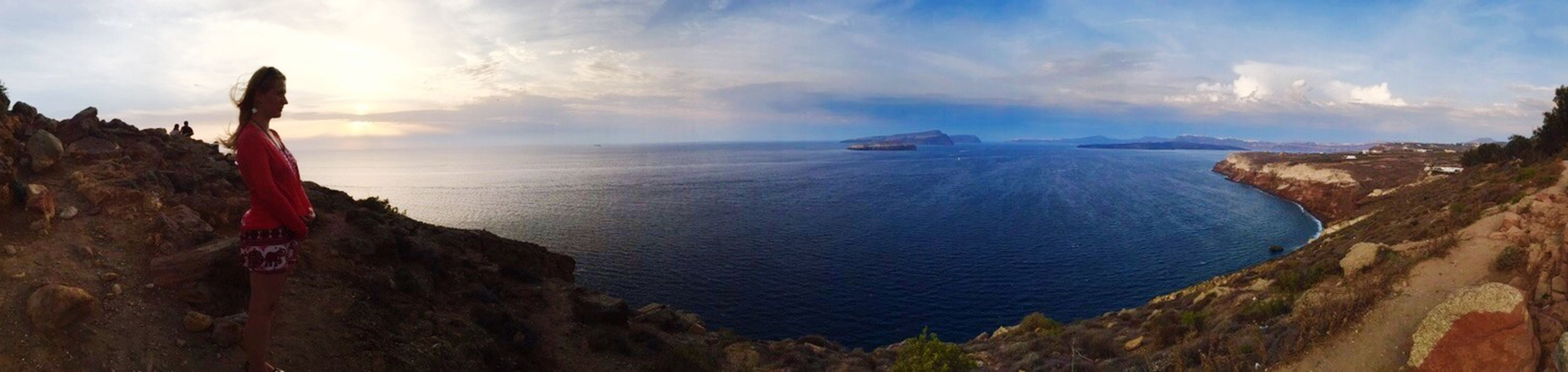 Panoramas Of Santorini From Santorini With Love Santorini Island
