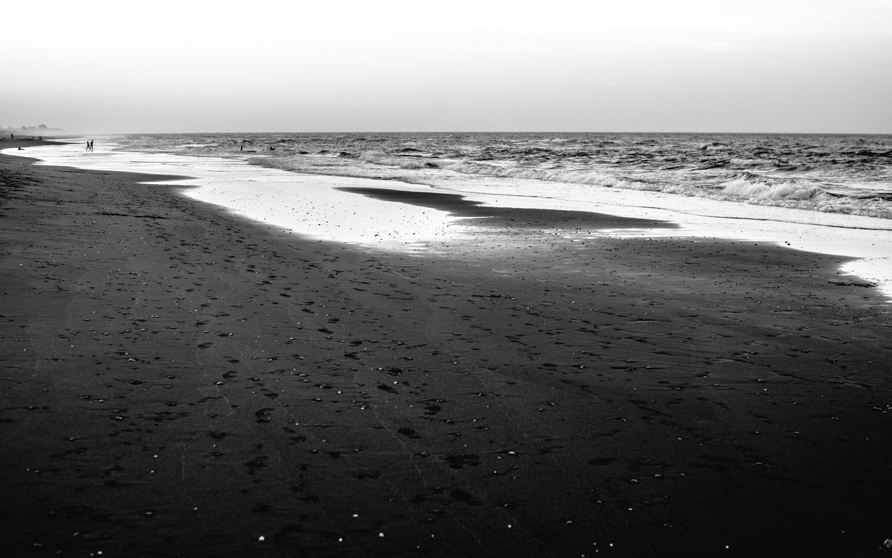 Beach Beach Life Beachphotography Beauty In Nature Day Horizon Over Water Nature Nature Nature_collection No People Outdoors Sand Scenics Sea Shore Sky Sunset Sunset_collection Tranquil Scene Tranquility Vacations Water Water Reflections Water_collection Wave