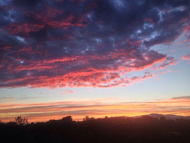 Sunset Sunset_collection Sun Sky Beautiful Nature Home Italy