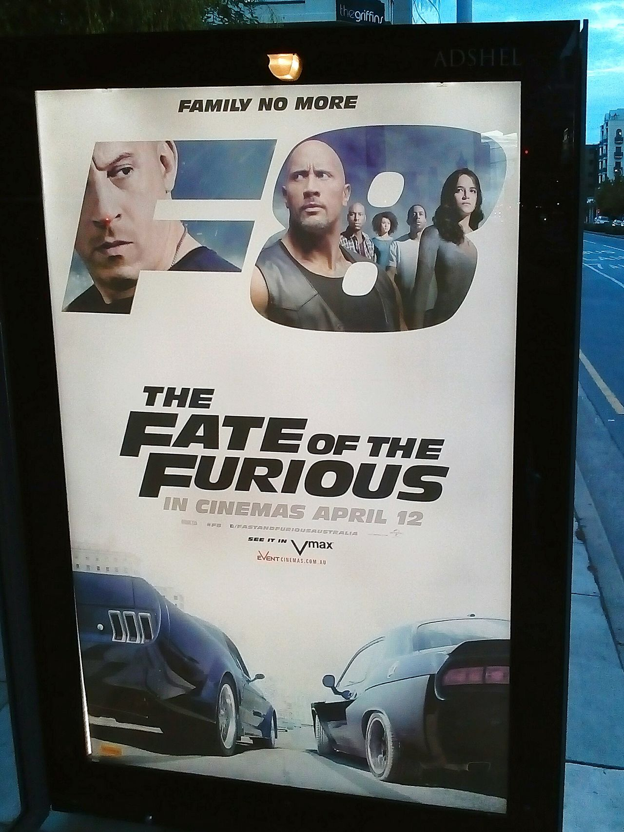 F8 Thefateofthefurious The Fate Of The Furious Signs Sign Family No More MOVIE Illuminated Signs Movies Fast&furious Thefast&thefurious Thefastandthefurious The Fast And The Furious Illuminatedsigns Fast And Furious Fast & Furious Signage Signs_collection Signs & More Signs Actionmovies Signstalkers SIGN. Action Movies Actionmovie Action Movie