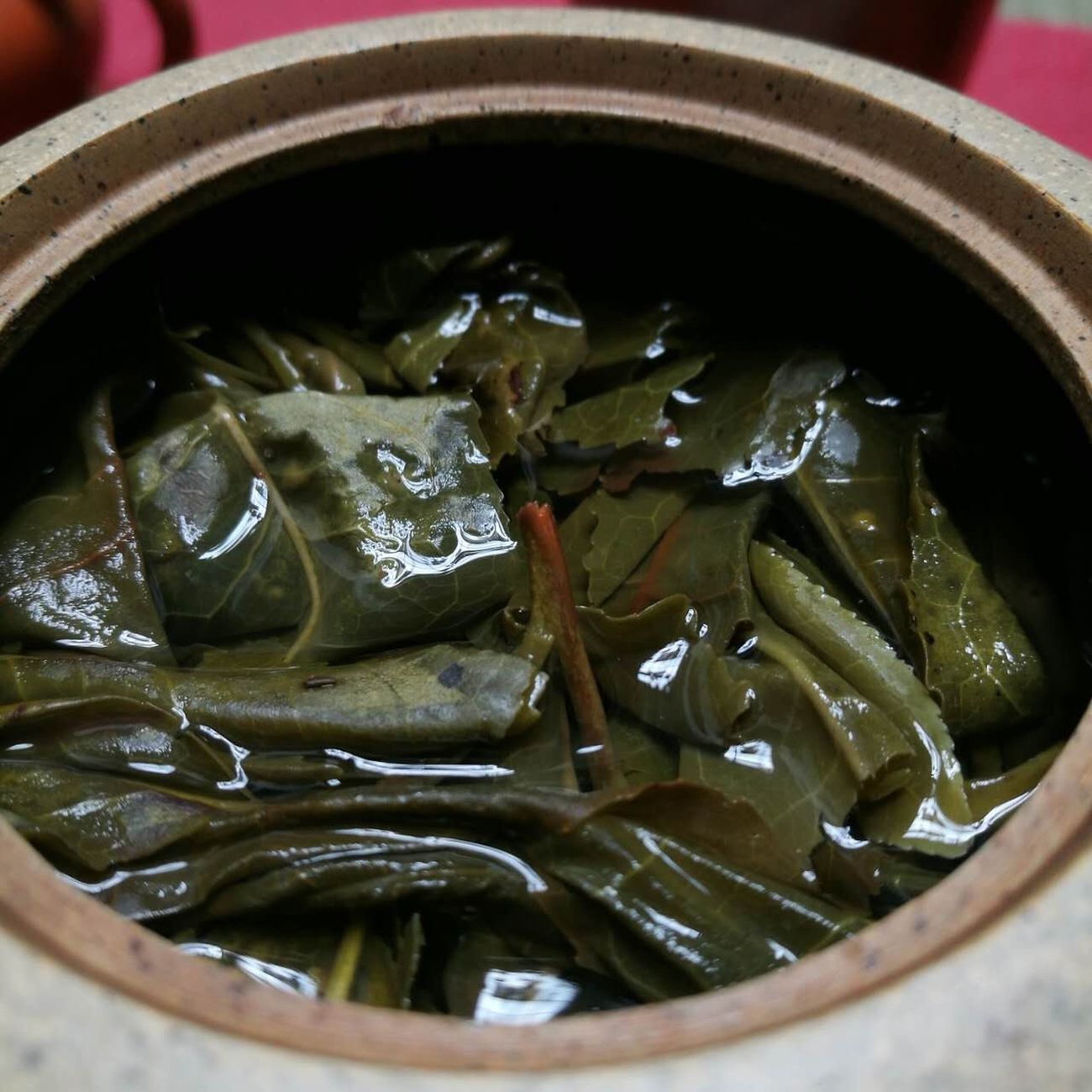苍山茶,今日品饮。China tea from Dali cangshan mountain. Tea Tea Time Dali Yunnan Household Objects 普洱茶 Chinese Lifestyle Southwest China Chinese Tea Pu'er Tea