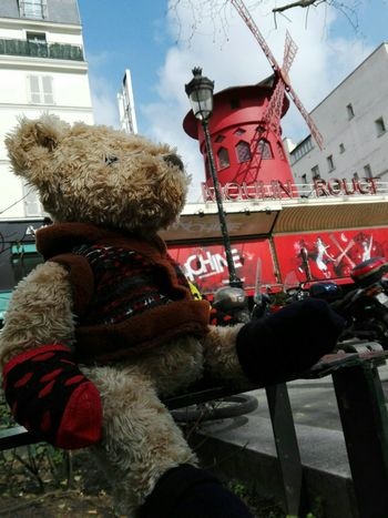 Excited Teddy Bear : creole lady Marmalade, oh, yeah! Teddy Bear No People Architecture Paris France Moulin Rouge City Toys Travel Photography Toy Photography Childhood Memories Sweet Memories Camera Fluffy Happy Love Photo Built Structure Illuminated Travel Destinations Magic Light And Shadow Outdoors First Eyeem Photo City Life EyeEmNewHere Break The Mold Art Is Everywhere TCPM Visual Feast Neighborhood Map The Street Photographer - 2017 EyeEm Awards The Architect - 2017 EyeEm Awards The Great Outdoors - 2017 EyeEm Awards The Photojournalist - 2017 EyeEm Awards The Portraitist - 2017 EyeEm Awards BYOPaper! Live For The Story Pet Portraits Mix Yourself A Good Time The Week On EyeEm Modern Love Connected By Travel Lost In The Landscape Perspectives On Nature Rethink Things Postcode Postcards Second Acts