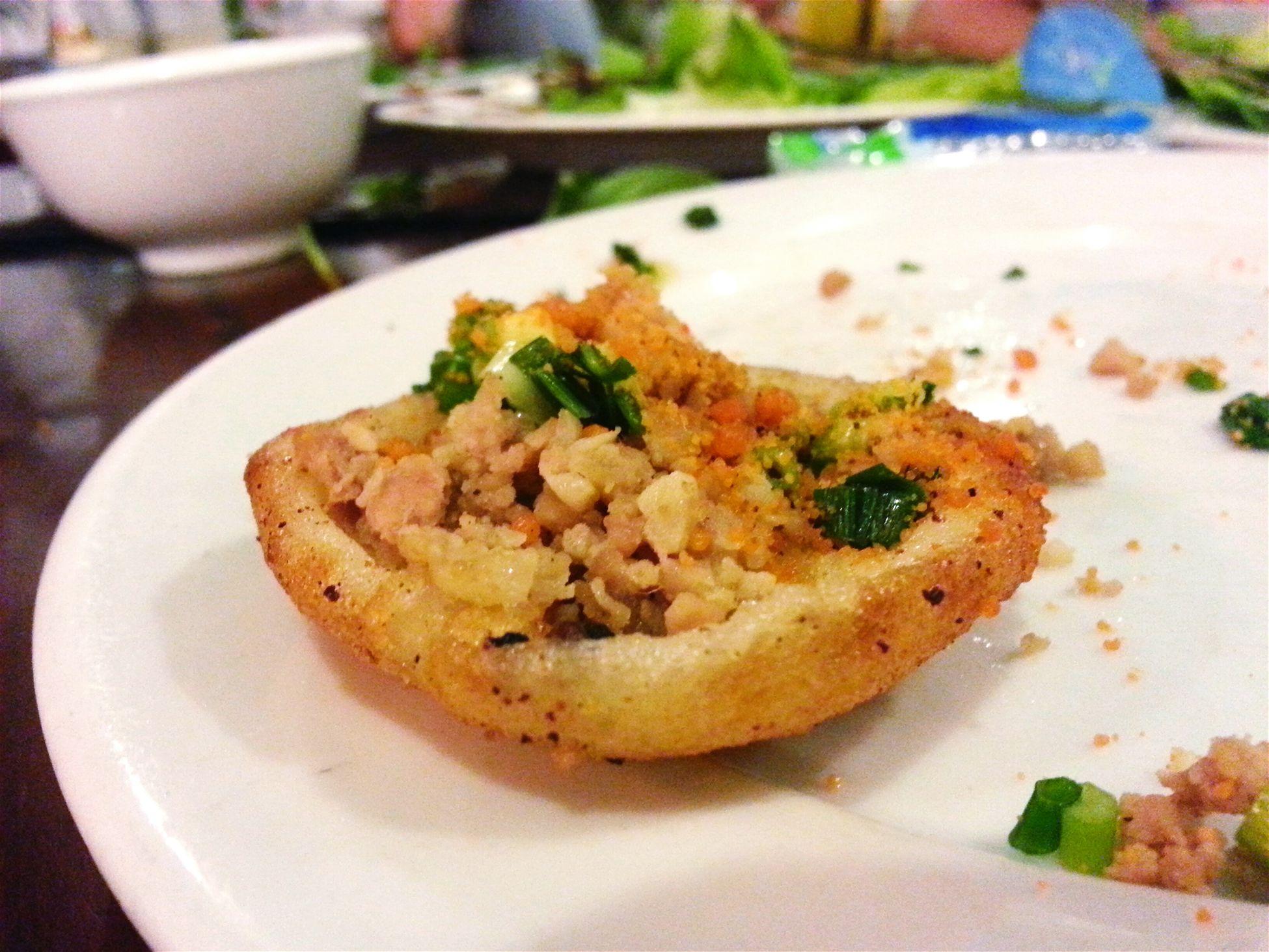 Bánh khọt Cô Ba Vũng Tàu
