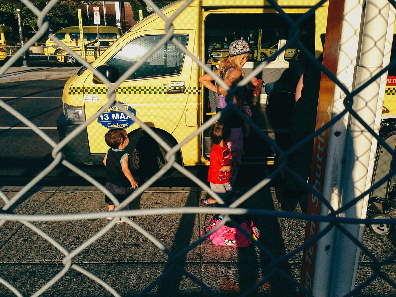 Melbourne Airport, Victoria, 2014 // Entourage Open Edit Streetphotography ProCamera - Shots Of The Year 2014