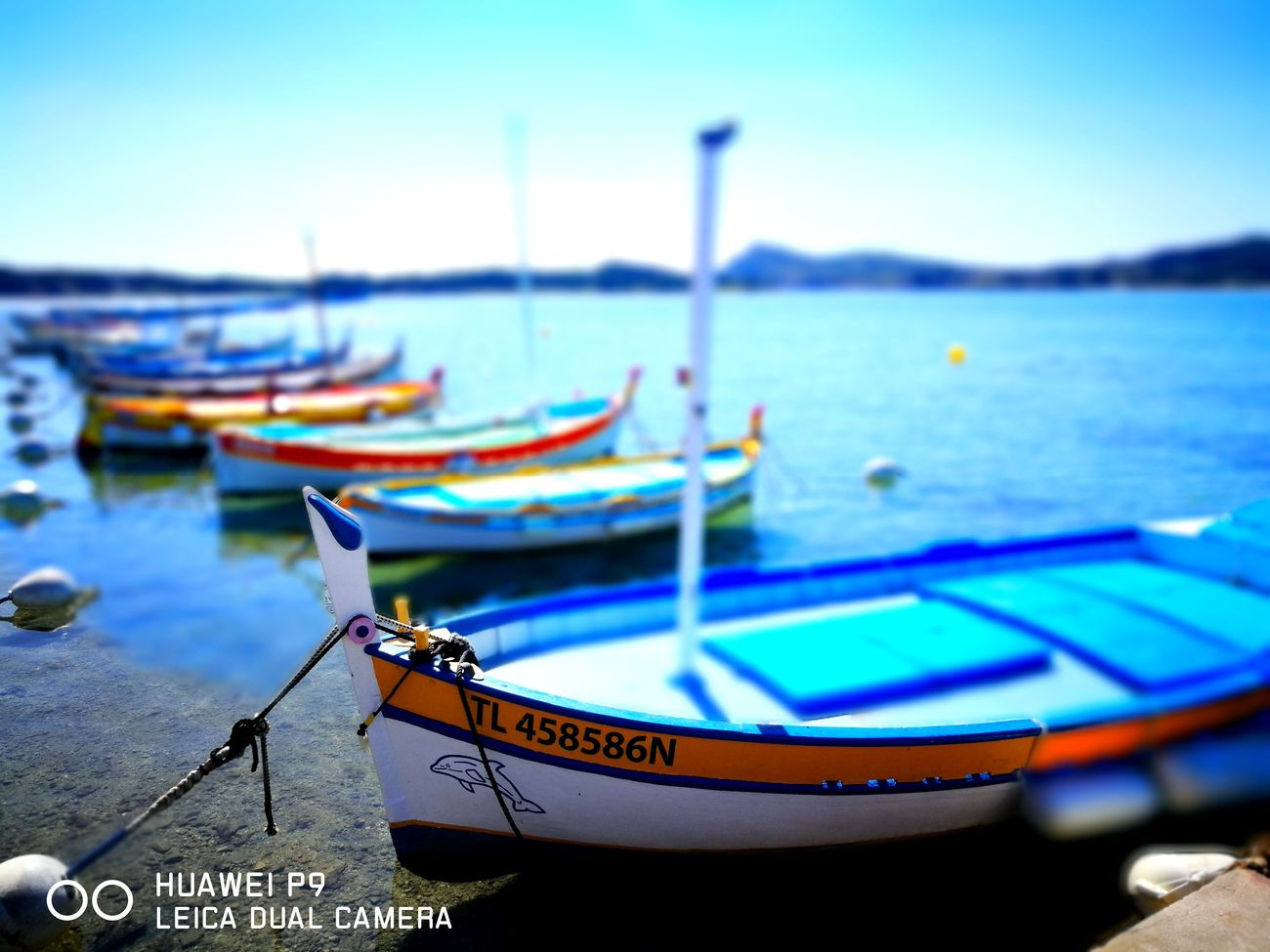 Bateau Var Six Fours Les Plages Nautical Vessel Water Transportation Moored Sea Mode Of Transport Blue Harbor No People Beach Scenics Tranquility Day Outdoors Travel Destinations Nature Gondola - Traditional Boat Sky Close-up