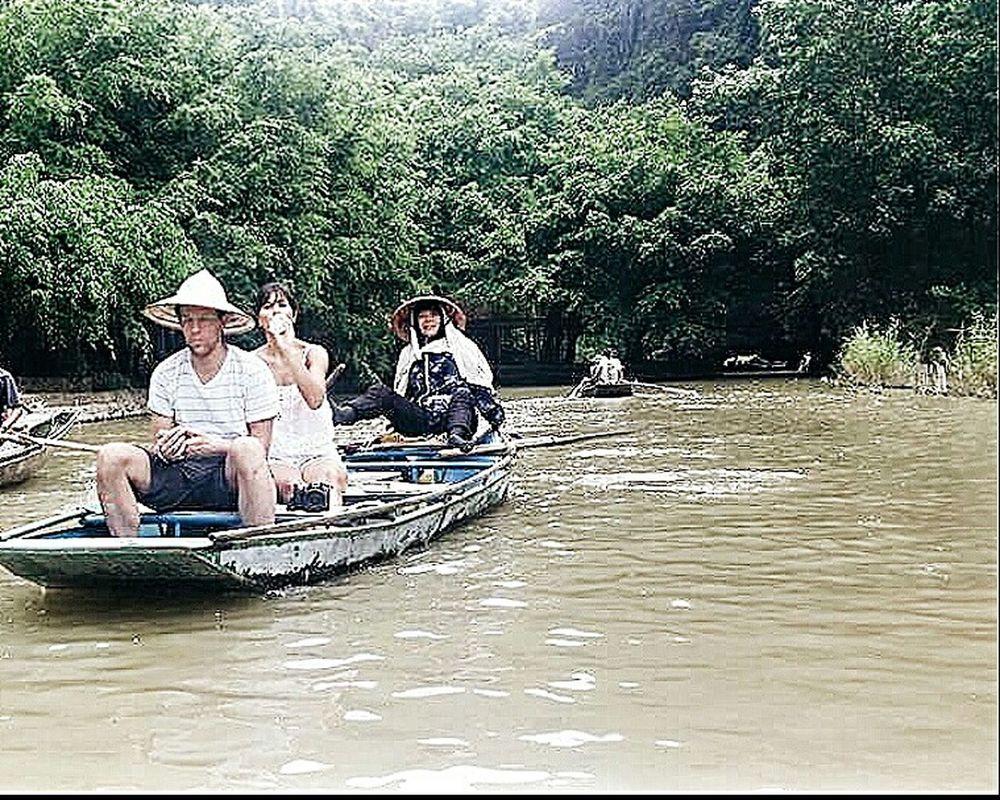 Ngo Dong River Sampans Vietnam Travelphotography Streetphotography