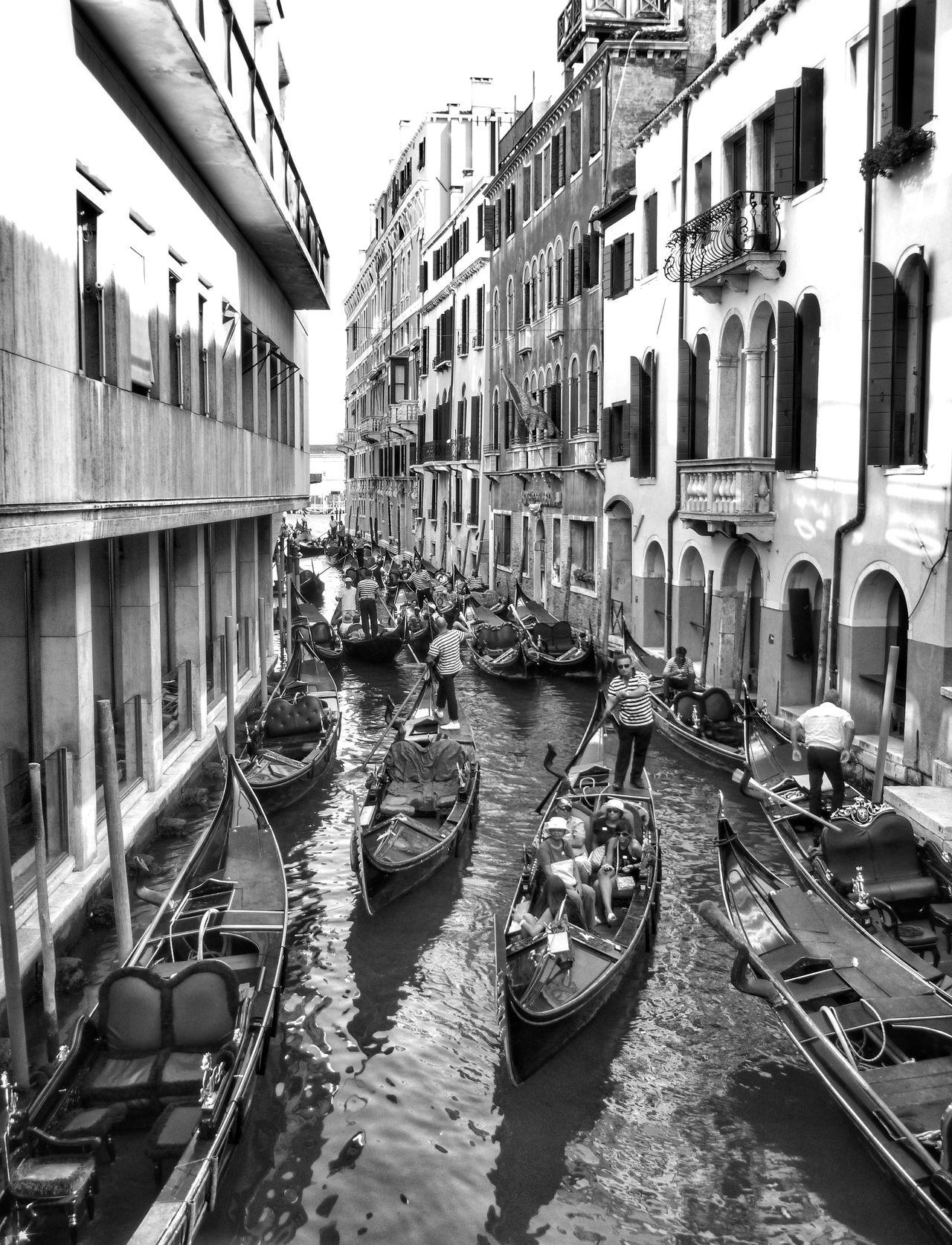 Building Exterior Architecture Transportation Nautical Vessel Canal Moored Mode Of Transport Built Structure Water City Outdoors No People Day Gondola - Traditional Boat Waterfront Leisure Activity Cultures Reflection Dramatic Sky Night Large Group Of People People Nature Sunlight Architecture