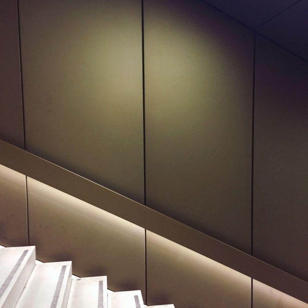 Subway Urban Geometry Nightphotography Subwayphotography Stairs Night Lights Lonely Urban Loneliness